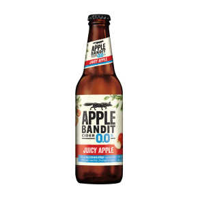 Apple Bandit Cider juicy apple 0.0% product photo
