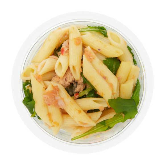 Little salad Pasta tonijn product photo