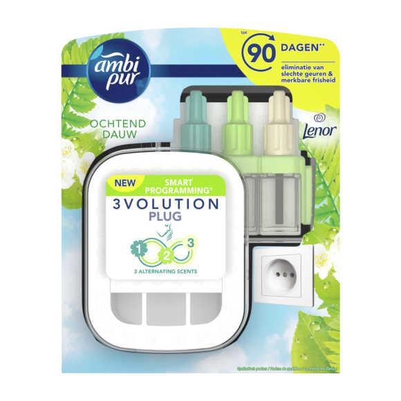 Ambi Pur Luchtverfrisser 3Volution ochtenddauw product photo