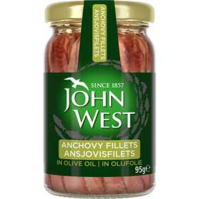 John West Ansjovisfilet in olijfollie product photo