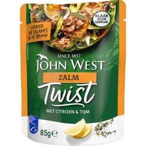 John West Zalm twist citroen-tijm MSC product photo