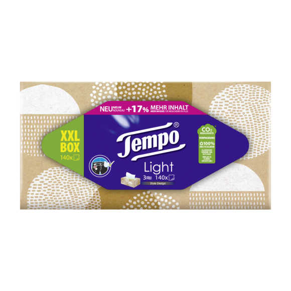 Tempo Tissues XXL light box 3 laags product photo