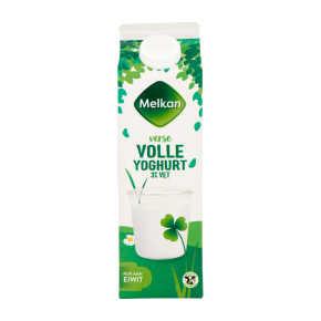 Melkan Volle yoghurt product photo