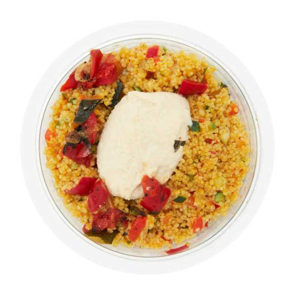 Little salad Couscous product photo