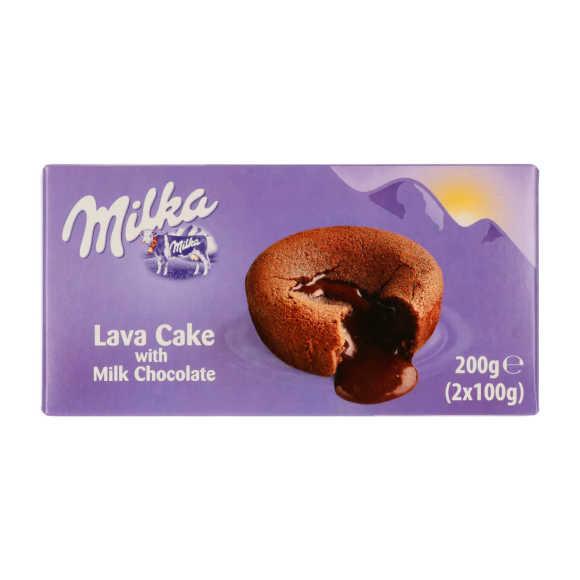 Milka Lavacake product photo