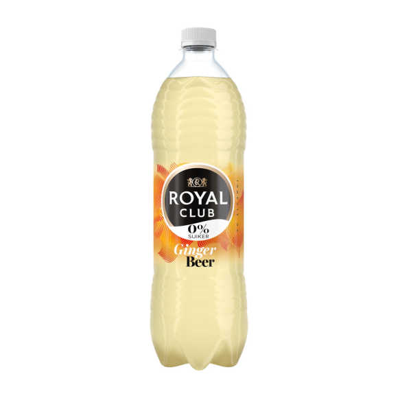Royal Club Ginger beer 0% product photo