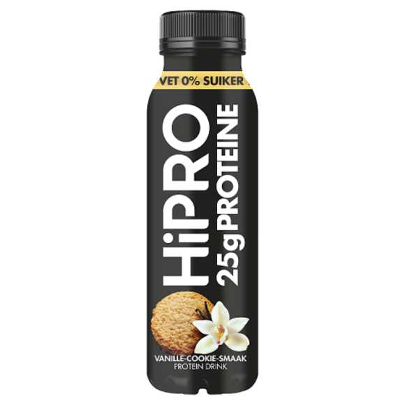 HiPRo Proteïne drink Vanille cookie product photo