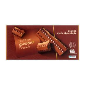 g'woon Chocolade praline melk product photo