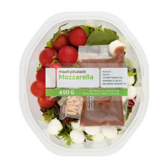 Fresh & Frozen Maaltijdsalade mozzarrella tomaat product photo