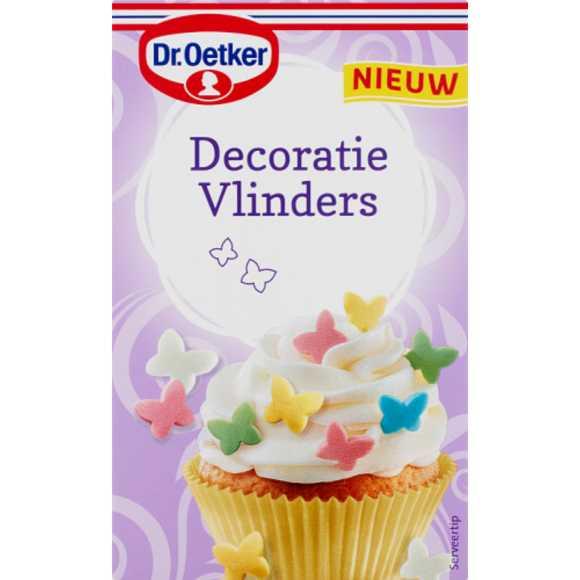 Dr. Oetker Decoratie vlinders product photo