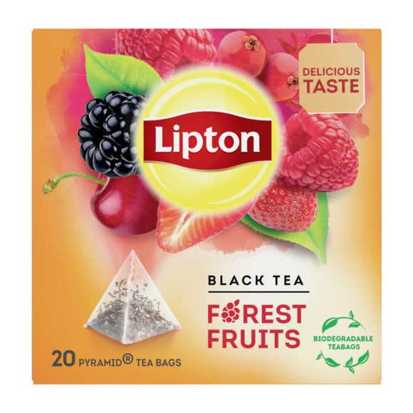 Lipton Tea forest fruit product photo