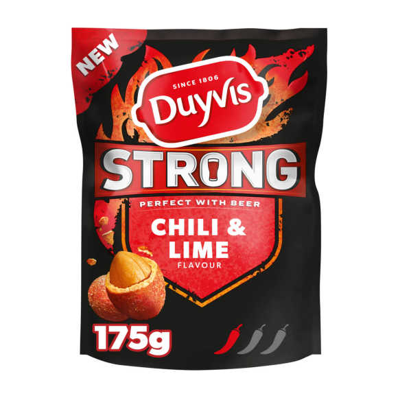 Duyvis Strong chili & limoen product photo