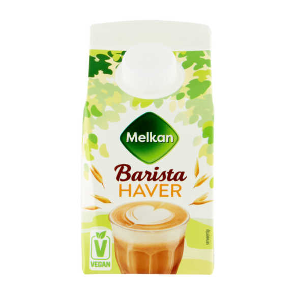 Melkan Haver barista product photo