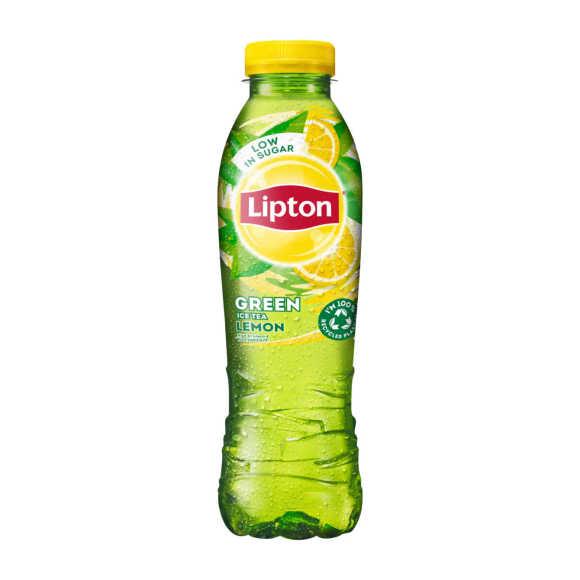 Lipton green lemon ijsthee product photo