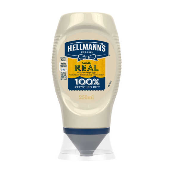 Hellmann's Mayonaise Real 250 ml product photo