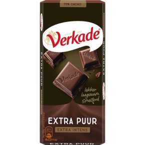 Verkade Tablet extra puur product photo