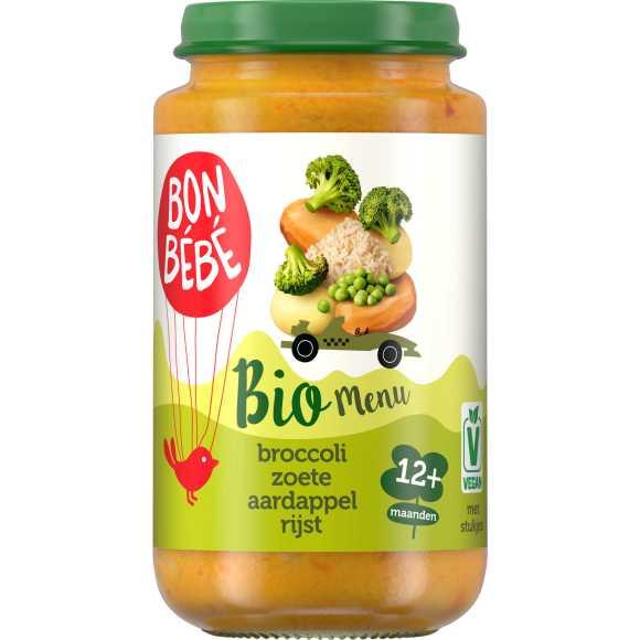 Bonbébé Broccolirijst zoete aardappelen product photo