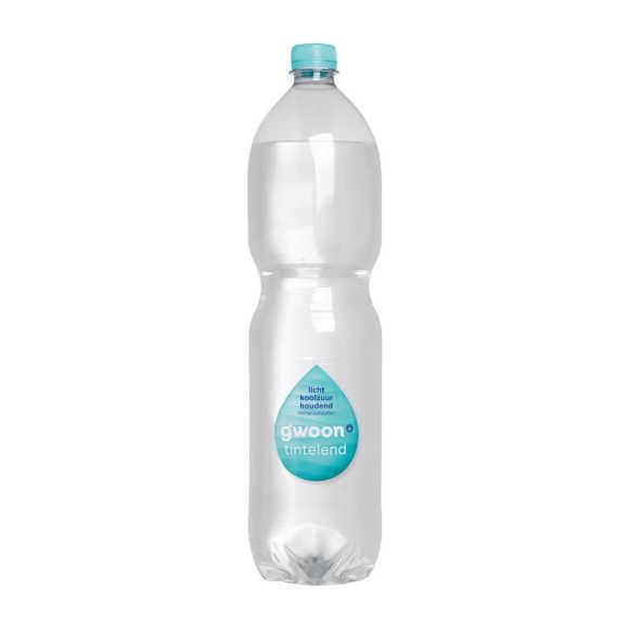 g'woon Licht koolzuurhoudend mineraalwater product photo