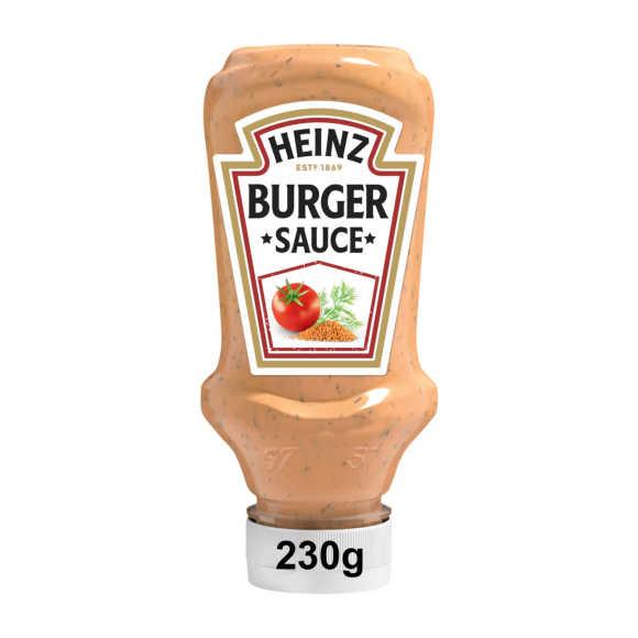 Heinz Burger Sauce (hamburger saus) 220 ml product photo