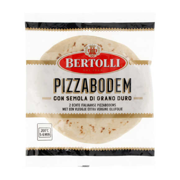 Bertolli Pizzabodems product photo