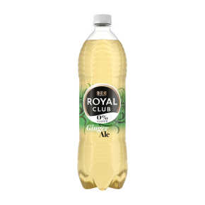 Royal Club Ginger ale low kal product photo