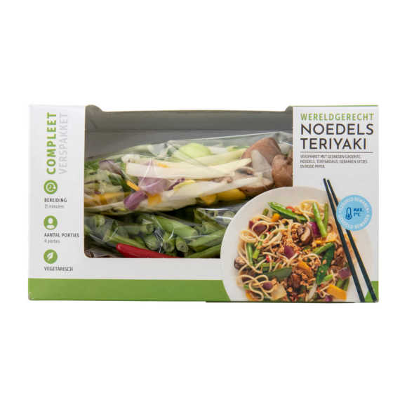 Fresh & Easy Verspakket nudels teri product photo