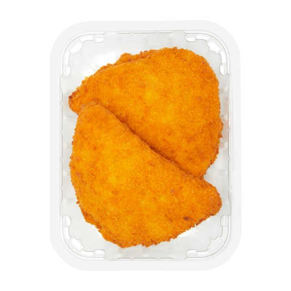 Vegatarische satéschnitzel product photo