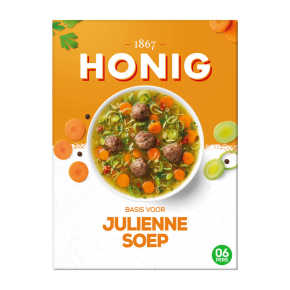 Honig Juliennesoep product photo
