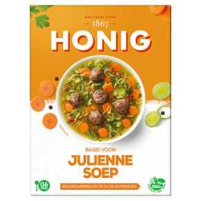 Honig Basis voor juliennesoep product photo