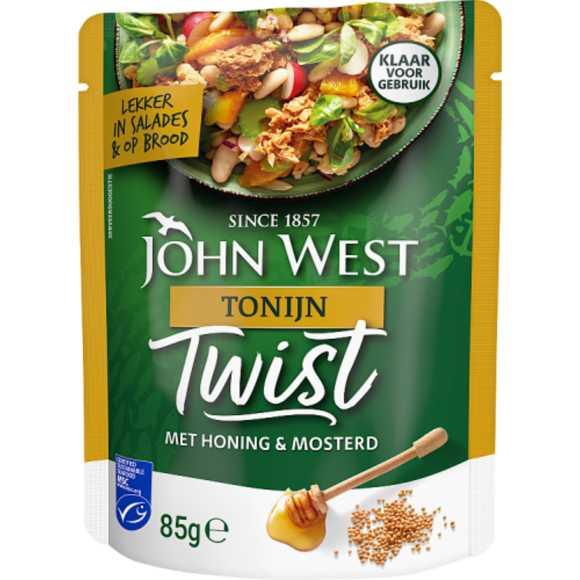John West Tonijn twist honing-mosterd product photo