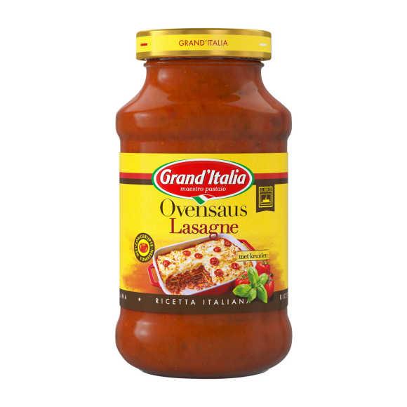 Grand'Italia Ovensaus lasagne product photo