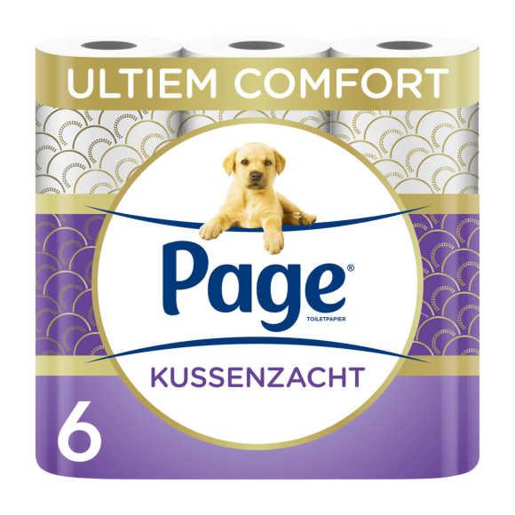 Page Toiletpapier extra comfort kussenzacht product photo