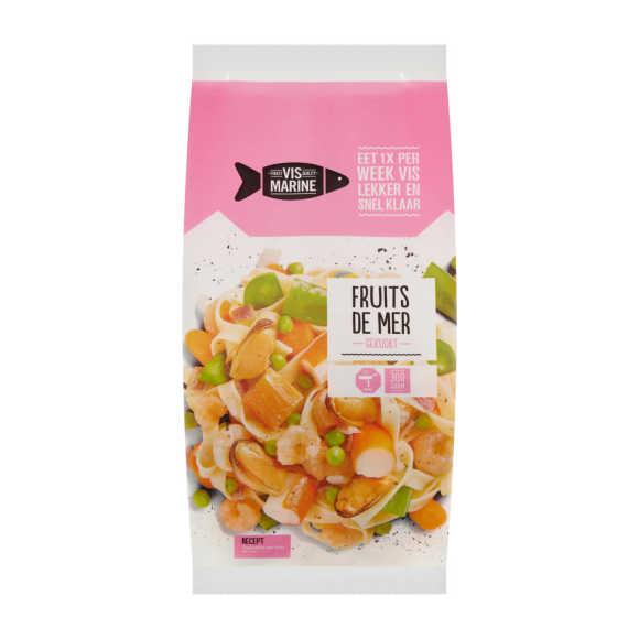Vismarine Fruit de mer gekookt product photo