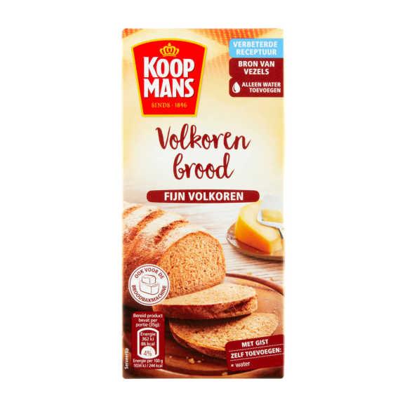 Koopmans Brood volkoren product photo