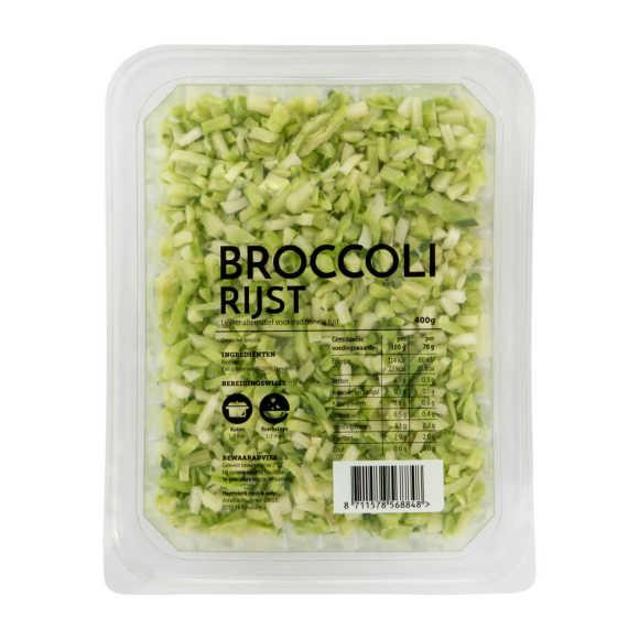Fresh & Easy Broccoli rijst product photo