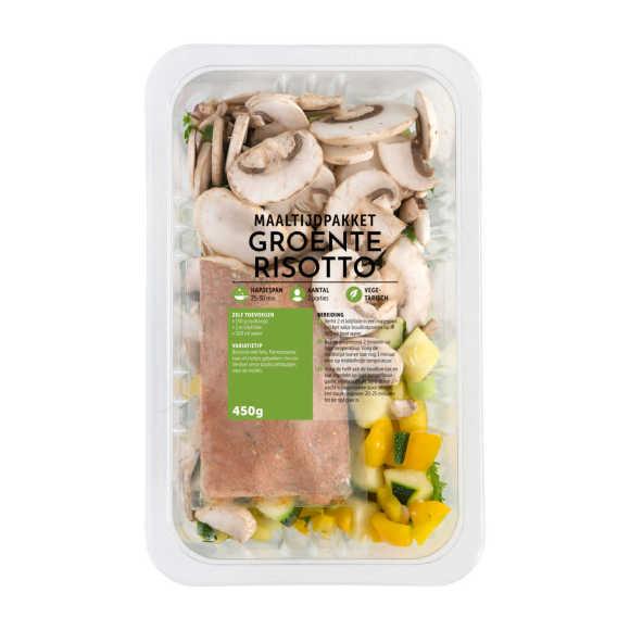 Fresh & Easy Maaltijdpakket risotto product photo