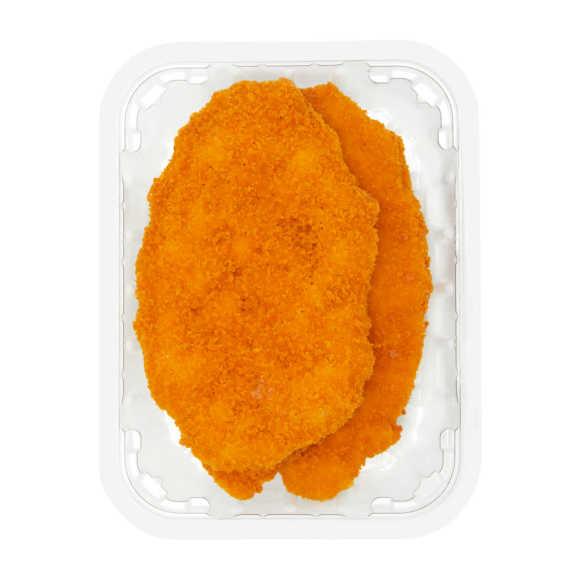 Vegetarische schnitzel product photo