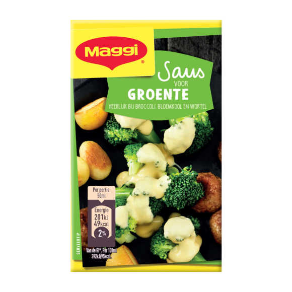 MAGGI Saus voor groente product photo