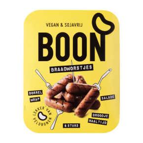 Boon Vegan & sojavrij braadworstjes product photo