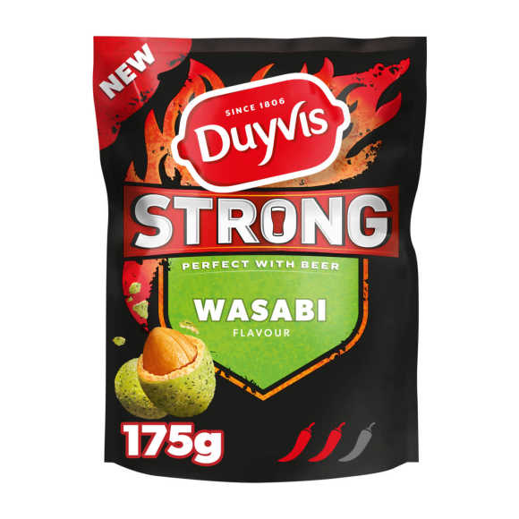 Duyvis Strong wasabi product photo