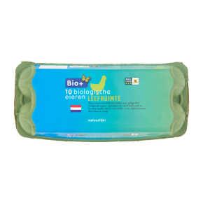 Bio+ Biologische Eieren 10 Stuks product photo