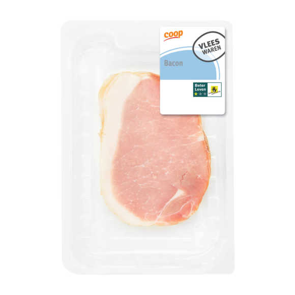 Bacon product photo