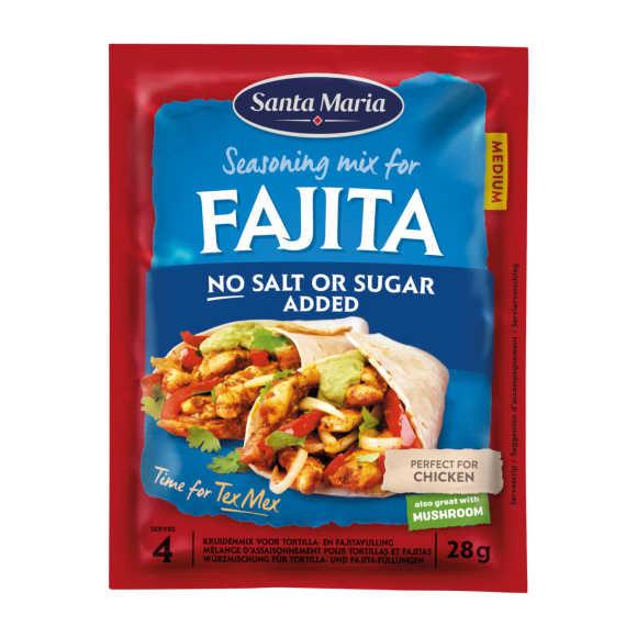 Santa Maria Fajita kruidenmix no salt product photo