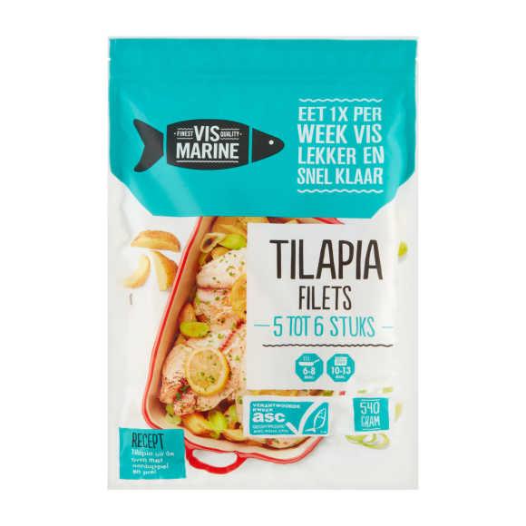 Vismarine Tilapia filets product photo