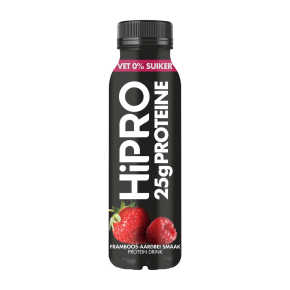 Hipro Proteine drink framboos aardbei product photo
