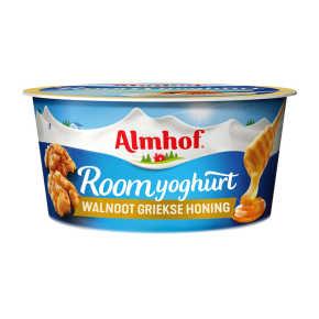 Almhof roomyoghurt walnoot Griekse honing 150g product photo