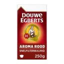 Douwe Egberts Aroma rood filterkoffie product photo