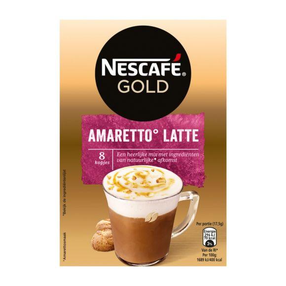Nescafé Latte amaretto product photo