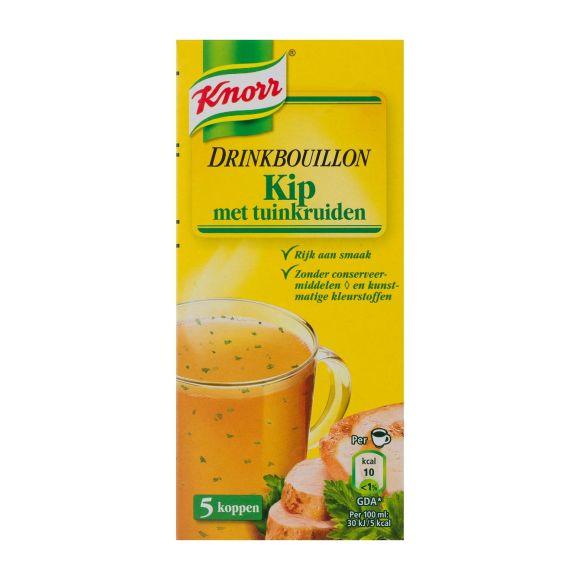 Knorr Drinkbouillon Kip met Tuinkruiden Soep product photo