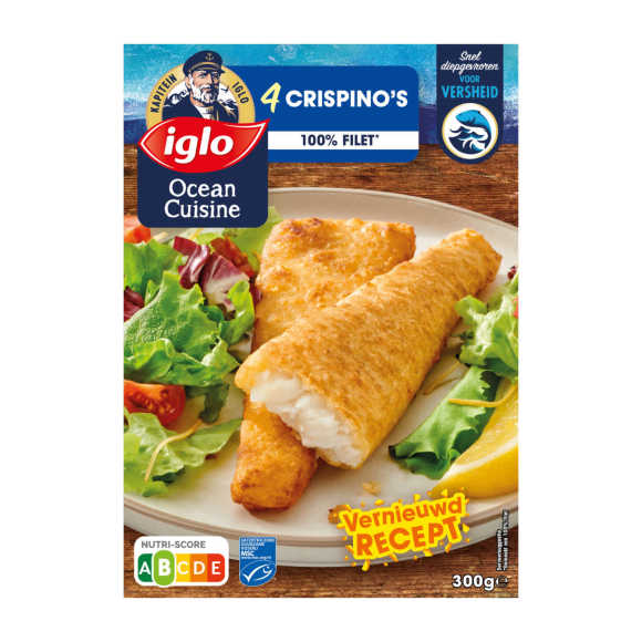 Iglo Crispino product photo